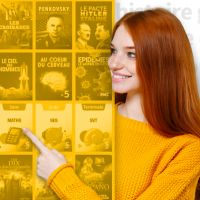 Molotov pour l'école : la nouvelle rubrique de Molotov pour vous aider à étudier à la maison