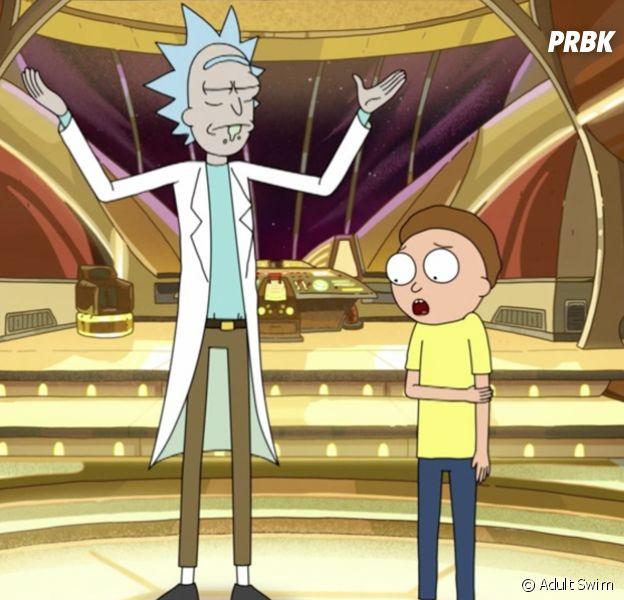 Rick et Morty saison 4 : la série se moque (déjà) du coronavirus dans l'épisode 6