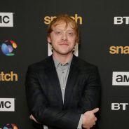 Rupert Grint (Harry Potter) : l'interprète de Ron est papa pour la première fois