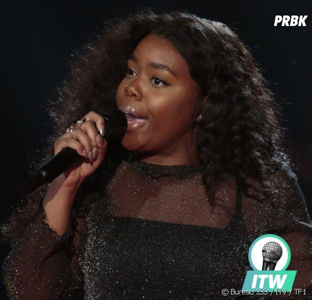 Toni (The Voice 2020) revient sur son élimination et la qualification de Gustine (ITW)