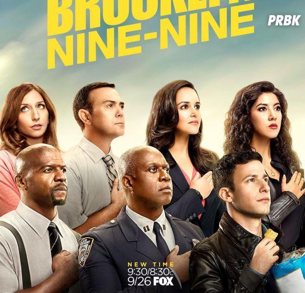 Brooklyn Nine-Nine saison 8 : 4 épisodes écrits mais supprimés afin d'intégrer le mouvement Black Lives Matter