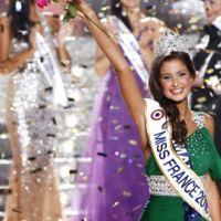 Miss France 2011 ... les filles sont toutes sous l'eau