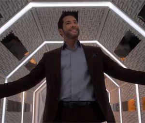 Tom Ellis dans la bande-annonce de la saison 5 de Lucifer