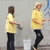 Paris Hilton ... Regardez-la nettoyer les rues pour éviter la prison