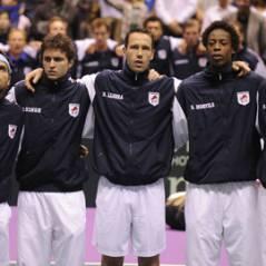 Finale de la Coupe Davis 2010 ... les français sélectionnés sont