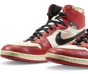 Michael Jordan : des sneakers Air Jordan portées par le basketteur mises aux enchères entre le 30 juillet 2020 et le 13 août 2020