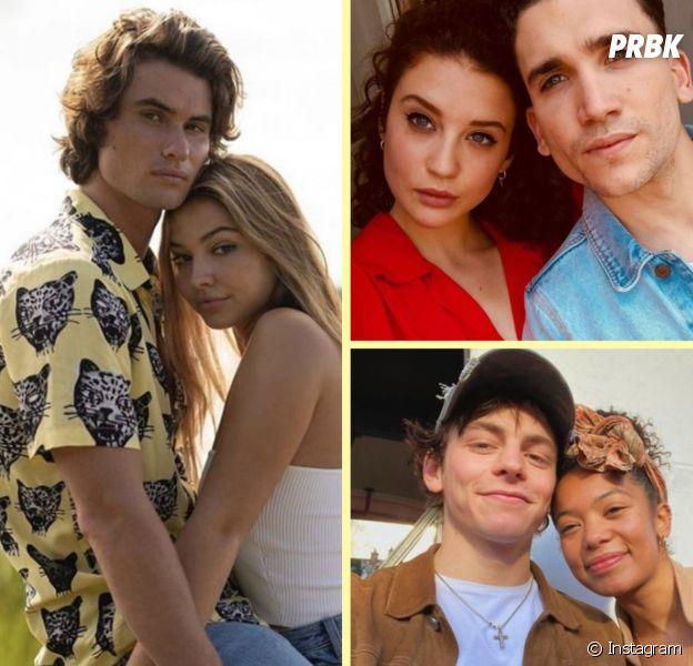 Maria Pedraza et Jaime Lorente, Chase Stokes et Madelyn Cline...ces couples de stars Netflix