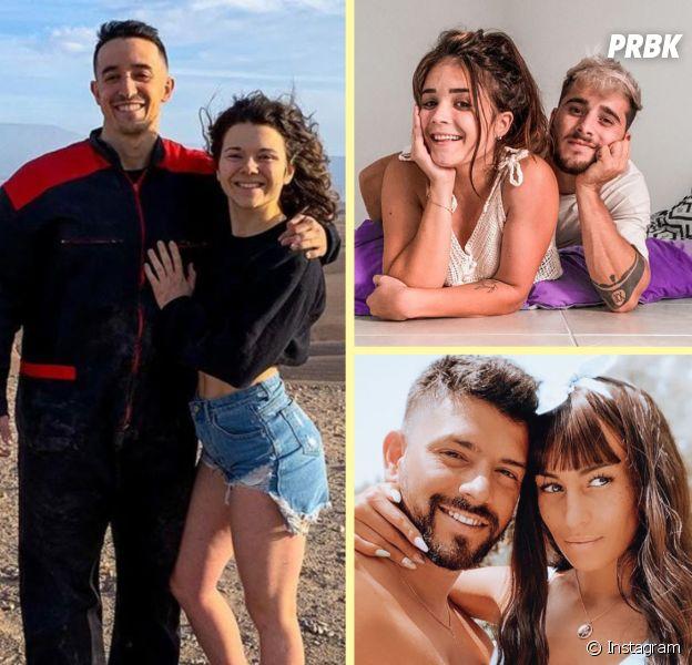 TiboInShape et Juju FitCats, Justine et Axel... les stars TikTok qui sont en couple