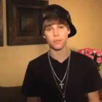 Justin Bieber ... Regardez-le appeler à lutter contre la maltraitance