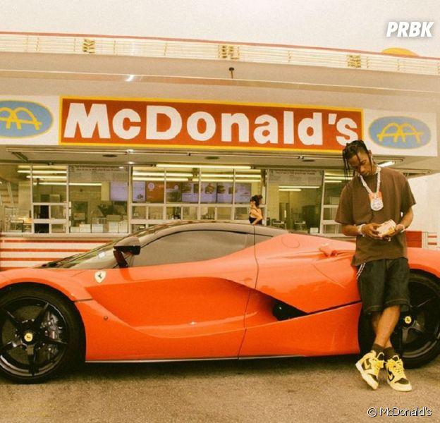 Travis Scott x McDonald's : la collab stylée est enfin dispo