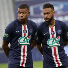 PSG-Lens : après la défaite, l'entraîneur est pessimiste même avec les retours de Neymar et Mbappé