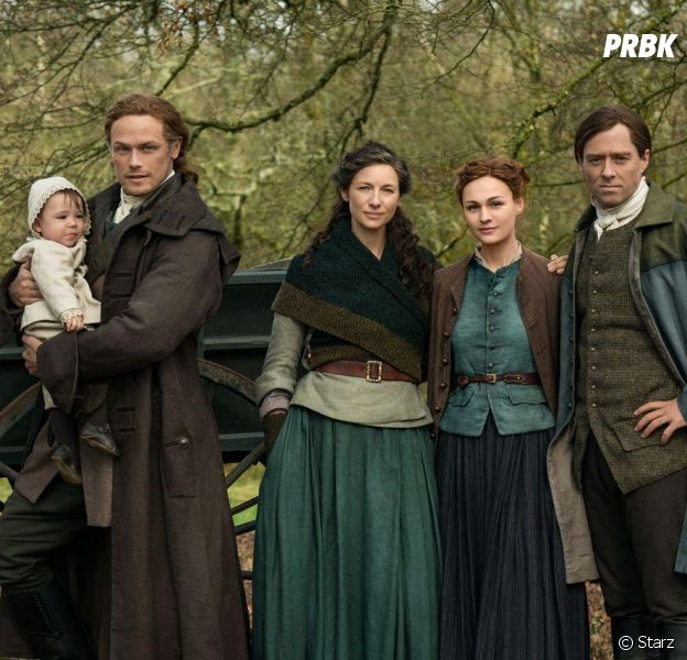 Outlander saison 6 : la date de tournage dévoilée ? Et ce ne serait pas avant 2021