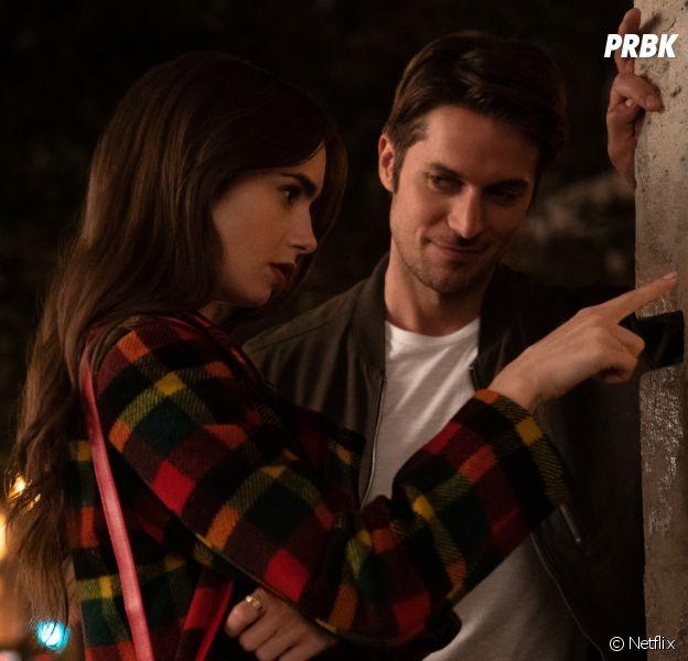 Lucas Bravo (Emily in Paris) en couple ou célibataire ? Il répond