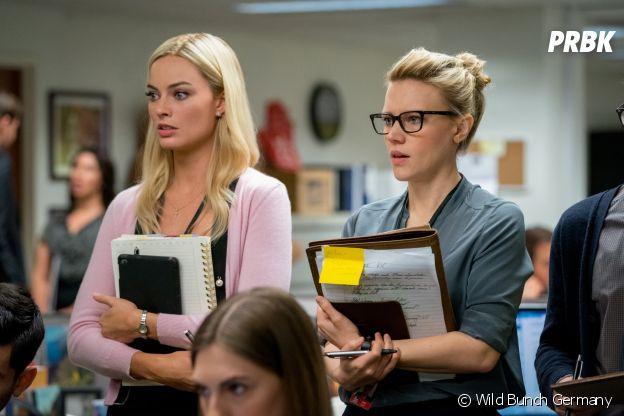 La photo de Margot Robbie provient du film Bombshell et non pas de la saison 3 de Sex Education