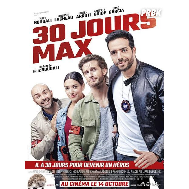 30 Jours Max de Tarek Boudali.