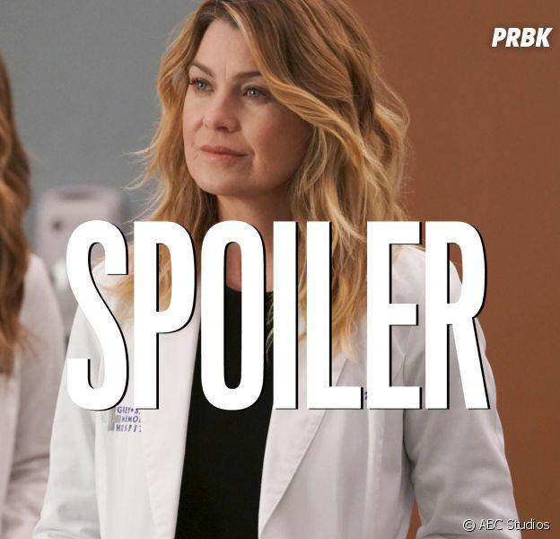 Grey's Anatomy saison 17 : Meredith face à un retour