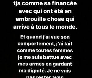 Milla Jasmine (Les Marseillais VS Le reste du monde 5) tacle Mujdat sur Instagram