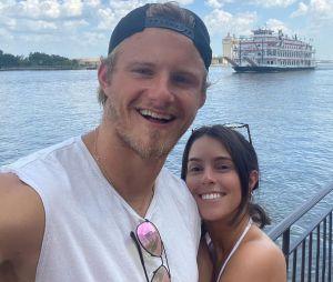 Alexander Ludwig fiancé à sa chérie Lauren Dear : l'acteur de Hunger Games et Vikings annonce la bonne nouvelle en photos
