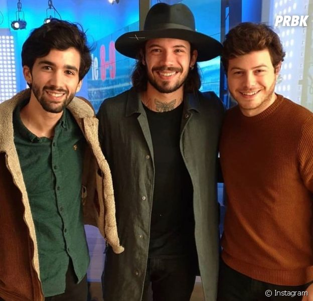 Arcadian se sépare : Jérôme, Yo et Flo annoncent la fin du groupe et explique les raisons