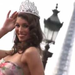 Miss France 2011 ... Le premier shooting photo de Laury Thilleman