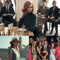Le Jeu de la dame, White Lines, La Flamme... : les tops et flops séries de l'année 2020