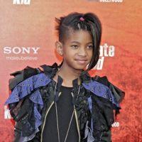 Justin Bieber ... Il plaque Jasmine Villegas pour Willow Smith