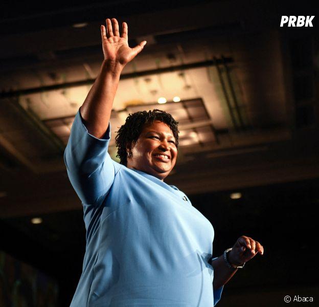 Stacey Abrams est l'étoile montante du parti démocrate