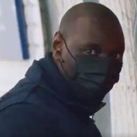 Omar Sy la joue façon Lupin en vrai : sa caméra cachée incognito dans le métro