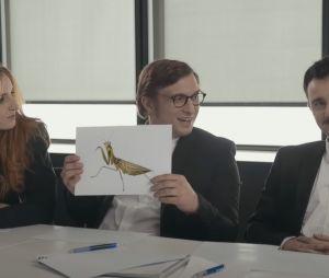 Cyprien : un sketch YouTube plagié par l'anime Heaven's Design Team ?