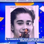 Yuriy, 15 ans, agressé violemment à Paris : le témoignage poignant de sa maman dans TPMP