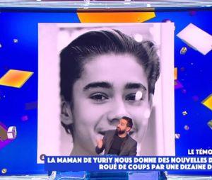 TPMP (Touche pas à mon poste) : la maman de Yuriy, l'ado de 15 ans agressé violemment à Paris, donne des nouvelles de son fils