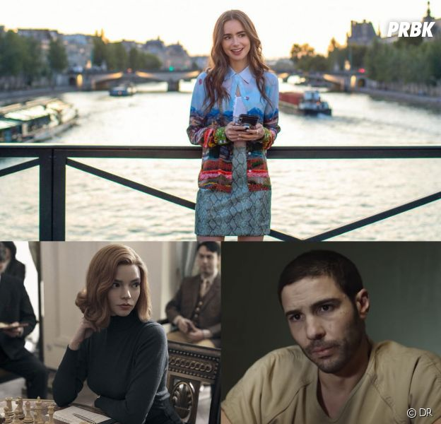 Emily in Paris, Le Jeu de la Dame, Tahar Rahim... tous les nommés aux Golden Globes 2021
