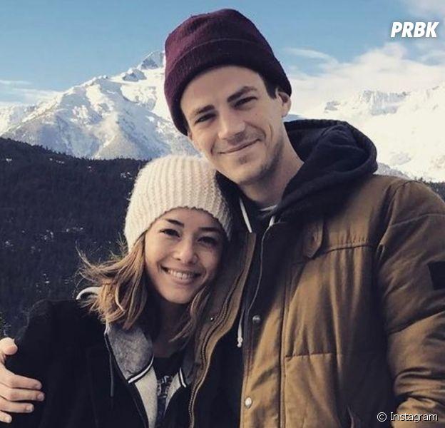 Grant Gustin bientôt papa pour la première fois : sa femme Andrea LA Thoma est enceinte !