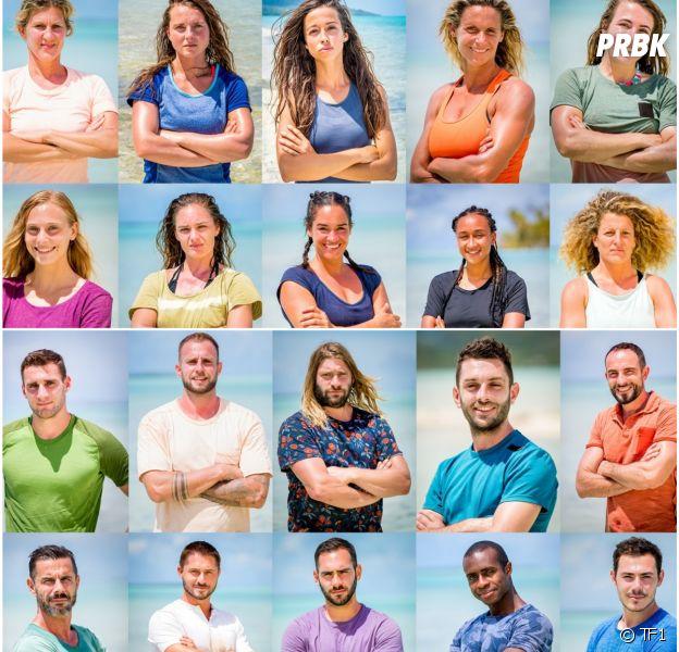 """Koh Lanta 2021 : découvrez les portraits des 20 candidats des """"Armes secrètes"""""""