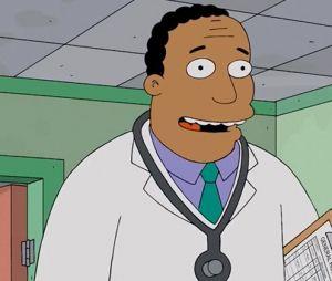 Les Simpson : le Dr. Hibbert va changer de voix