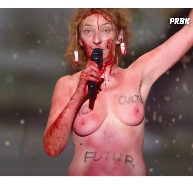 César 2021 : Corinne Masiero nue, port du masque polémique, bug de prompteur...
