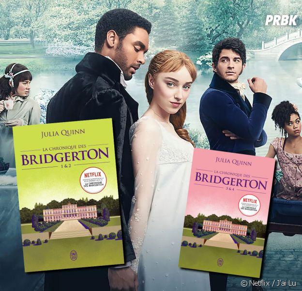 La Chronique des Bridgerton : 3 raisons de se plonger dans les romans qui ont inspiré la série