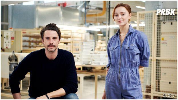 Phoebe Dynevor va donner la réplique à Matthew Goode dans le film The Colour Room
