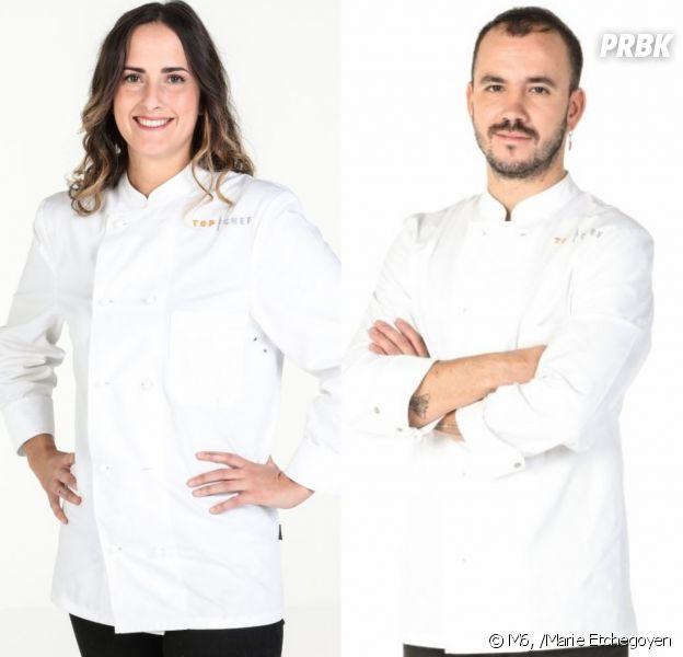Top Chef 2021 : Pauline et Baptiste en couple ? Elle répond