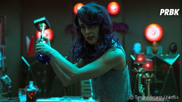 Sky Rojo : Veronica Sanchez joue Coral