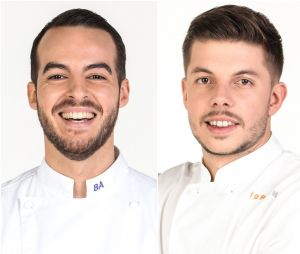 Top Chef 2021 : la brigade de Philippe Etchebest avec Bruno Aubin et Matthias Marc