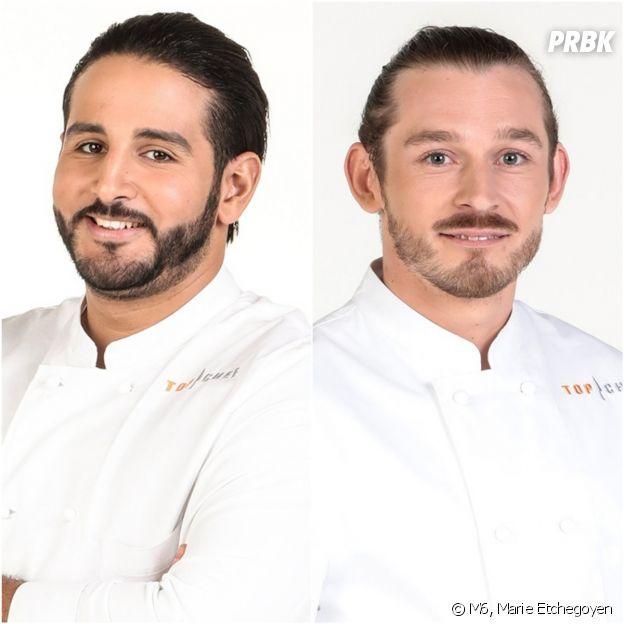 Top Chef 2021 : la brigade de Hélène Darroze avec Mohamed Cheikh et Thomas Chisholm