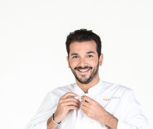Top Chef 2021 : la brigade de Michel Sarran avec Pierre Chomet