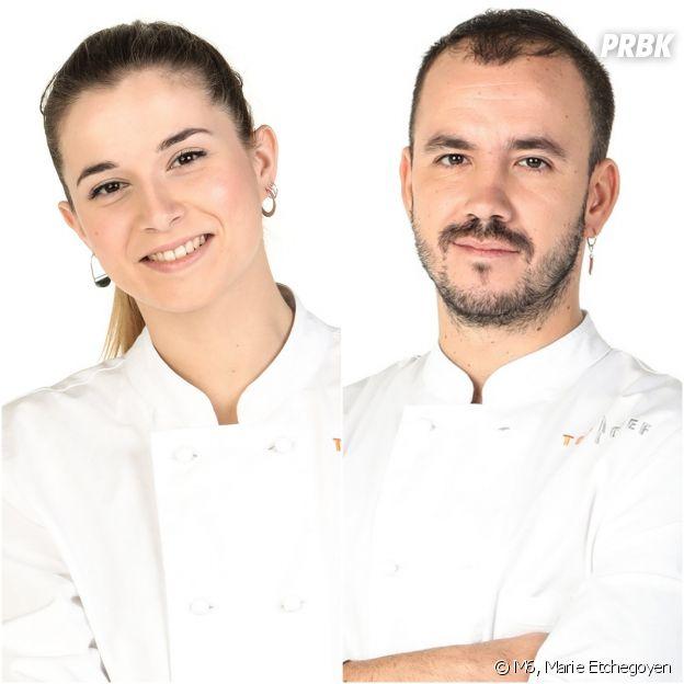 Top Chef 2021 : la brigade de Paul Pairet avec Sarah Mainguy et Baptiste Trudel