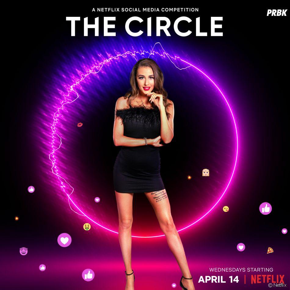 The Circle saison 2 : courses, cuisine, nourriture... comment ça se passe ? Chloe Veitch se confie