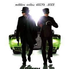 Le Frelon Vert ... la nouvelle affiche du film