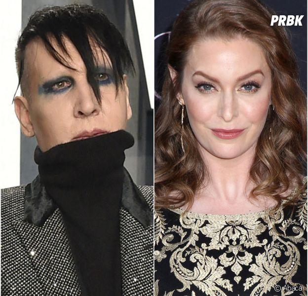 Marilyn Manson accusé de viol et d'abus sexuels : Esme Bianco (Game of Thrones) porte plainte