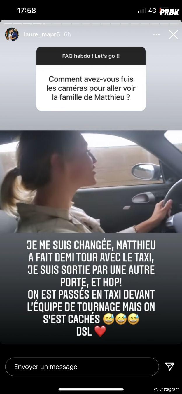 Mariés au premier regard 2021 : Laure et Matthieu racontent leur plan pour échapper à la production