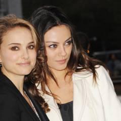 Mila Kunis et Natalie Portman ... leur scène chaude dans le film Black Swan