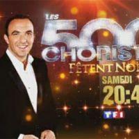 Les 500 choristes fêtent Noël sur TF1 ce soir ... bande annonce